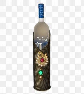 Wine Bottle - Whisky Distilled Beverage Liqueur Wine Vodka PNG