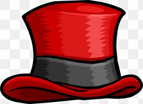 Red Hat - Club Penguin Entertainment Inc Circus Ringmaster Clip Art PNG