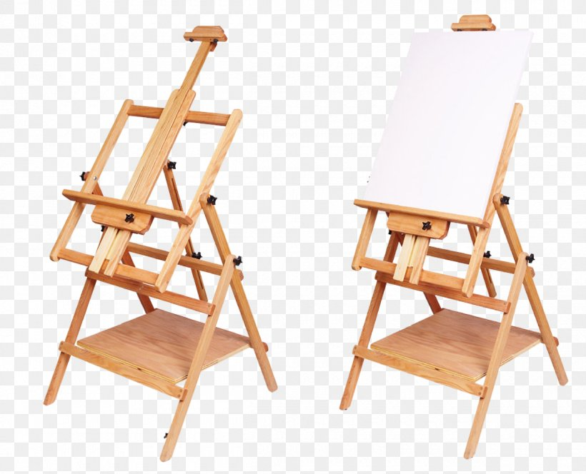 Easel Watercolor Painting Drawing Artist, PNG, 1200x972px, Easel, Art, Art Museum, Artist, Canvas Download Free