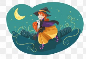 Halloween - Halloween Costume Witchcraft Jack-o'-lantern PNG