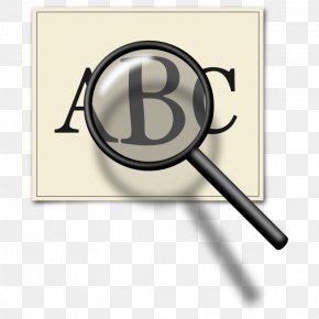 Picture Of A Magnifying Glass - Magnifying Glass Clip Art PNG