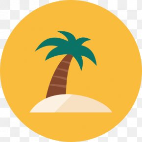 Beach Transparent - Beach Icon Design Icon PNG