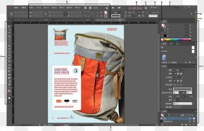 Indesign - Adobe InDesign Page Layout Typesetting Tutorial PNG