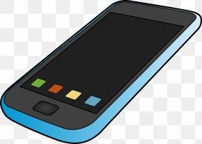 Smartphone - Smartphone Clip Art PNG