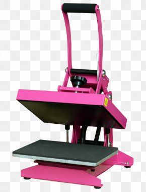 Heat Press Accessories - Heat Press Heat Transfer Vinyl Platen Printing Press Machine Press PNG