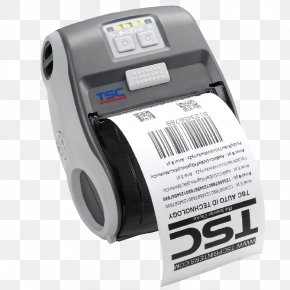 Printer - Paper Barcode Printer Label Printer Thermal Printing Thermal-transfer Printing PNG