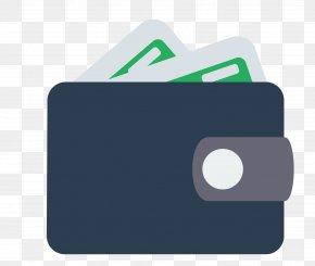 Vector Creative Flat Wallet - Health Insurance Flat Design PNG