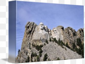 Mount Rushmore - Mount Rushmore National Memorial Geology Outcrop National Park Mountain PNG