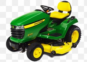 Riding Mowing Cliparts - John Deere Lawn Mowers Riding Mower Tractor PNG