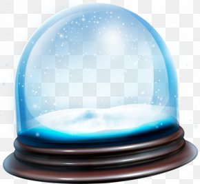 Snow - Snow Globes Sphere Ball PNG