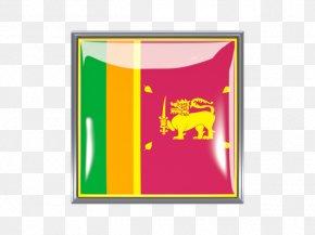 Srilanka - Flag Of Sri Lanka Text Rectangle PNG