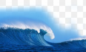 Sea Waves - Sea Wind Wave Ocean Wallpaper PNG