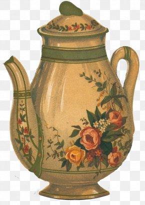 Teapot - Teapot Victorian Era Clip Art PNG