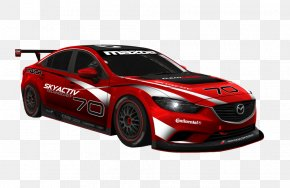 Race Car Photo - 24 Hours Of Daytona Rolex Sports Car Series Daytona International Speedway Mazda PNG