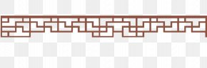 Border Pattern - Download Mid-Autumn Festival Chinese New Year Pattern PNG