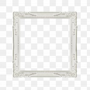 Gray Frame - Picture Frame PNG