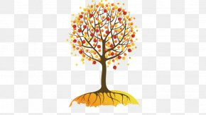 Tree - Tree Autumn Clip Art PNG
