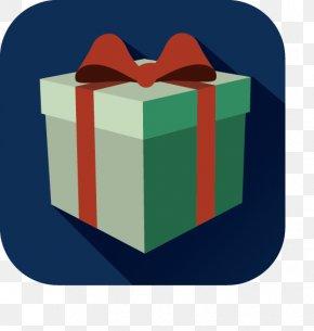 Christmas Vector Icons - Christmas Gift PNG