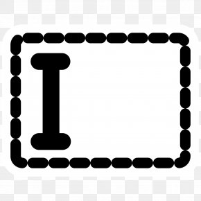 Symbol - Text Box Clip Art PNG