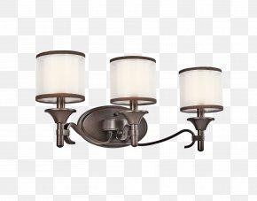 Fixture Lighting - Light Fixture Lighting Bathroom Plumbing Fixtures PNG