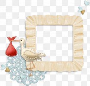 Stork Picture Frame - Picture Frame Frame PNG