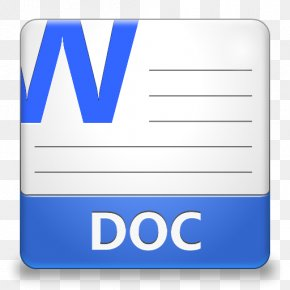 Doc - Rich Text Format Microsoft Word Office Open XML PNG