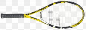 Tennis Racket Image - Strings Racket Tennis Babolat PNG