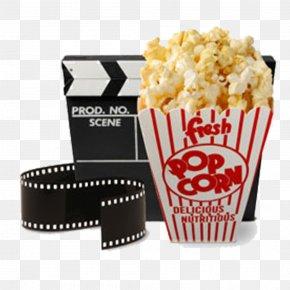 Background Popcorn - Popcorn Film Screening Cinema YouTube PNG