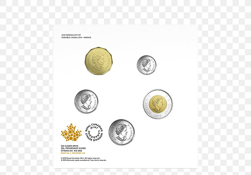 2018 Canada Uncirculated Set of Coins