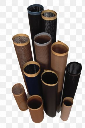 Printing And Dyeing - Mesh Textile Polytetrafluoroethylene Conveyor Belt Material PNG