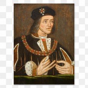 MN OMB Gang - Richard III Of England National Portrait Gallery, London PNG