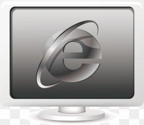 Computer Vector Element - Computer Monitors Programmer PNG