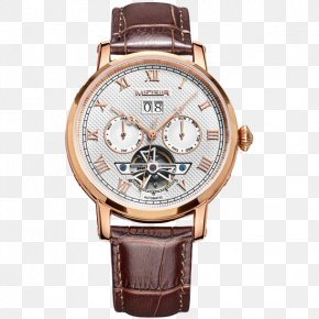 Automatic Watch - Automatic Watch Carl F. Bucherer Hamilton Watch Company Chronograph PNG