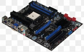 Computer - Motherboard Computer Hardware Computer System Cooling Parts Electronics PNG