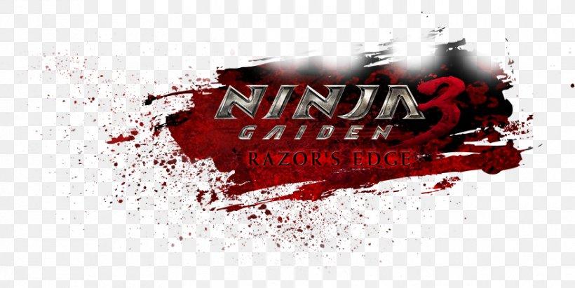 Ninja Gaiden 3 Razor S Edge Wii U Ryu Hayabusa Png 879x441px Ninja Gaiden 3 Advertising Blood