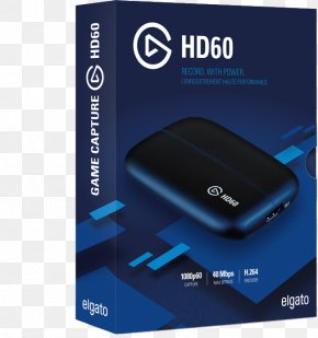Encoder - Wii U Xbox 360 Elgato Game Capture HD60 S EyeTV PNG