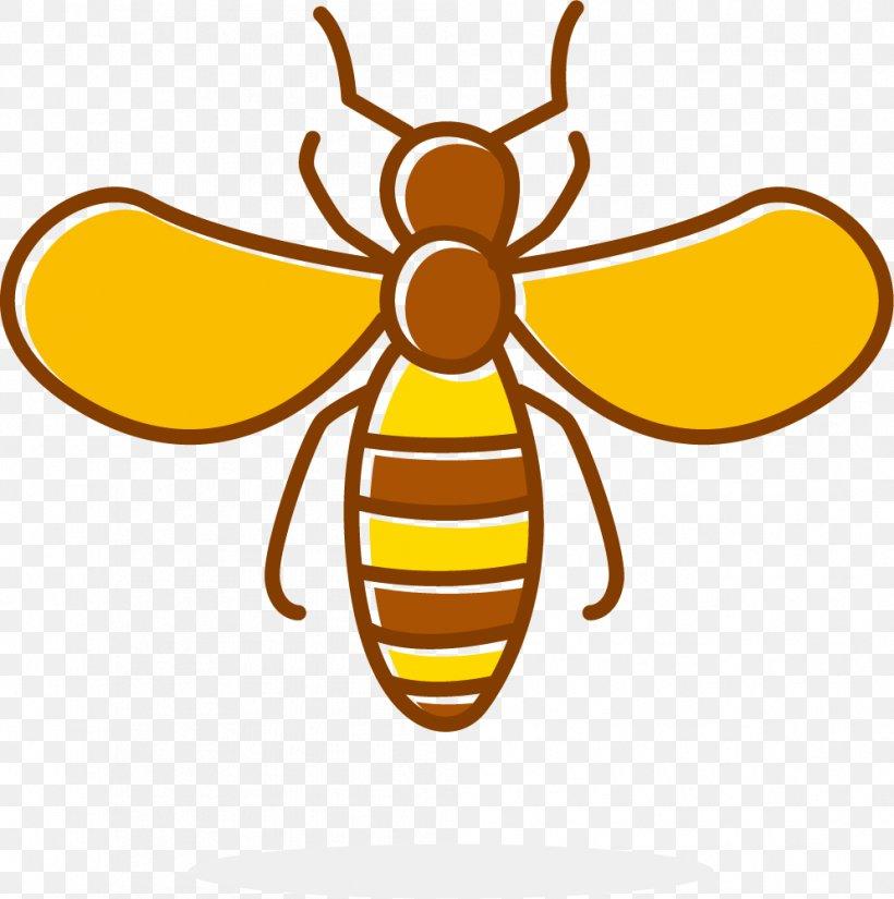 Honey Bee Apidae Clip Art, PNG, 994x1001px, Honey Bee, Apidae, Apitoxin, Arthropod, Bee Download Free