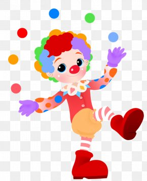 Clown - Clip Art Clown Image Drawing Illustration PNG