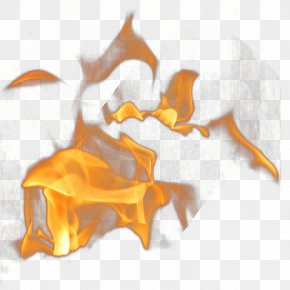 Cartoon Flame - Light Flame Fire Clip Art PNG