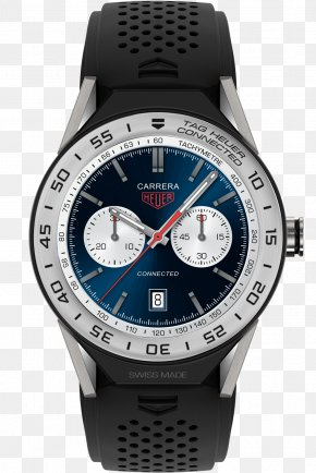 Watch - TAG Heuer Connected Modular Watch TAG Heuer Carrera Calibre 5 PNG