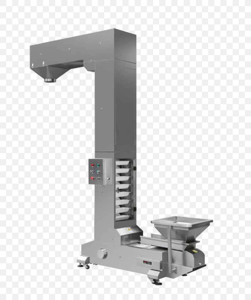 Bucket Elevator Conveyor System Conveyor Belt Screw Conveyor, PNG, 757x980px, Bucket Elevator, Bucket, Bulk Material Handling, Chain Conveyor, Conveyor Belt Download Free