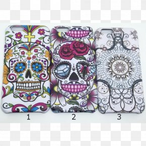 Skull - Calavera Mexico Skull And Crossbones Day Of The Dead PNG