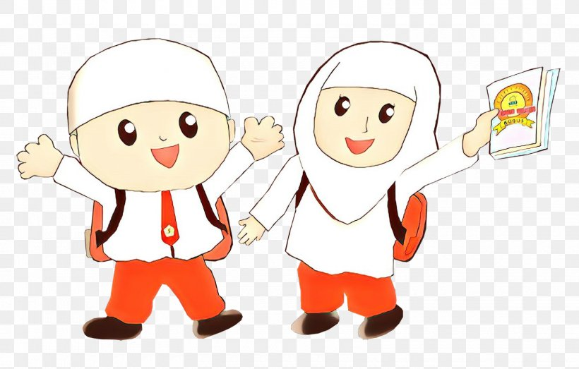 Cartoon Muslim Clip Art Drawing School Png 1600x1021px Cartoon Animated Cartoon Animation Cheek Child Download Free