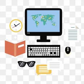 Computer - Educational Software Computer Software Marketing PNG