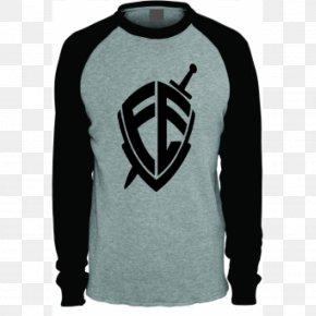 T-shirt - T-shirt Raglan Sleeve Fé PNG
