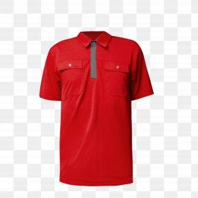 Printed T Shirt Red - T-shirt Polo Shirt Ralph Lauren Corporation Piqué PNG