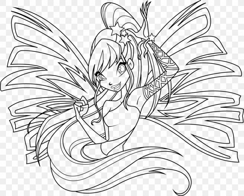 Believix Winx Club Coloring Pages - Winx Club Coloring Pages ... | 659x820