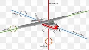 Airplane - Airplane Aircraft Principal Axes Flight Motion PNG