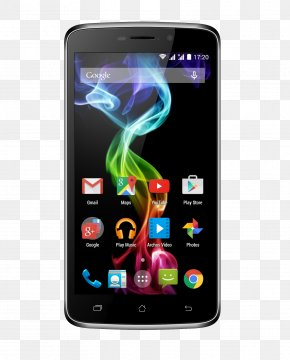 Android - Archos 52 Platinum Android Smartphone HTC Desire Archos 59 Xenon PNG