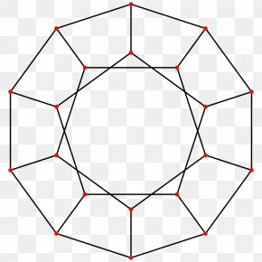 Edge - Regular Dodecahedron Edge Dimension Symmetry Group PNG